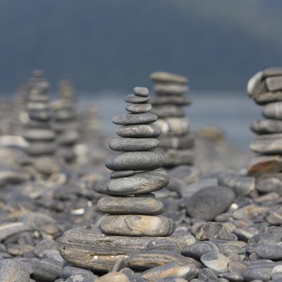 foto stenen toren